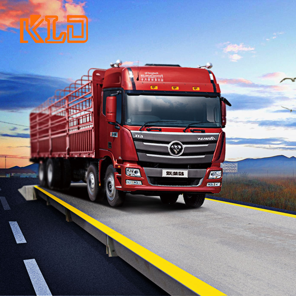 Truck scale Accuracy 20 kg Rated Load 120 ton Power Supply AC 220V / 50Hz