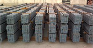 Galvanised Iron billet with CE certificate
