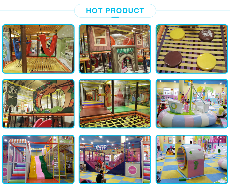 2015  soft play area indoor soft play equipment naught cas tree house series