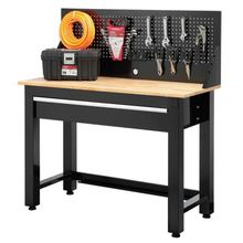 Fine quality tradesman workbench