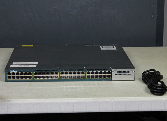 Catalyst Ethernet Switch 3560X 48Port Data IP WS-C3560X-48T-S