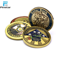 Hot Sale Factory Price Die Casting Custom Challenge Silver Dollar Coin