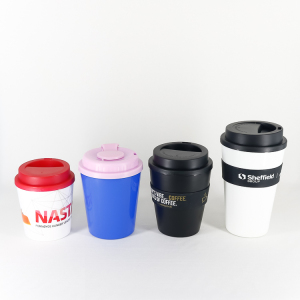 8oz 12oz 16oz 230ml 350ml 450ml PP coffee cup with silicone, coffee cups with lids sleeve straw