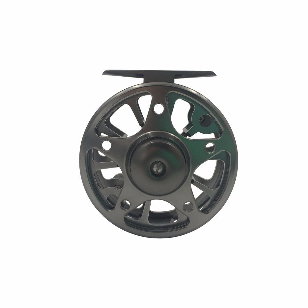 Alibaba.com / Hot Sale Fly Gear Spare Spools with CNC-machined Aluminum Alloy Body 5/6 7/8 9/10 Fly Fishing Reel