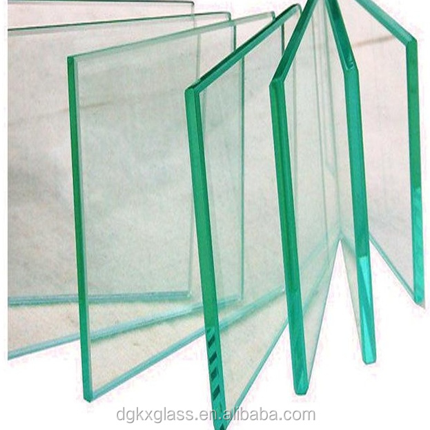 Tempered glass for building ,oven door ,Transparent high temperature resistant