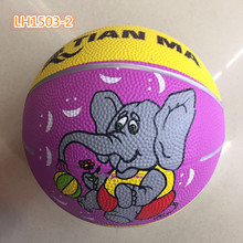 Hot sell 2017 new products children size basketball