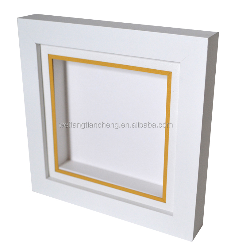 Wall Mounted Acrylic Block Frame / Vintage Photo Frame - Buy Glass ...