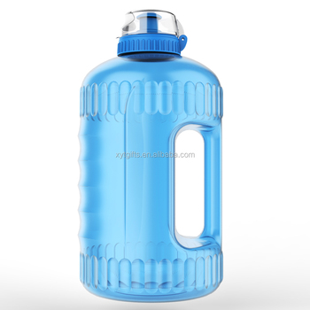 New Design 2.2L Big Water Jug Gym Sports Gallon Water Bottle with Handle