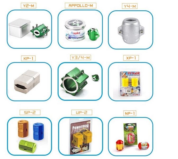 Dailymag Magnetico Condizionatore D'acqua per L'acqua Purifacatan