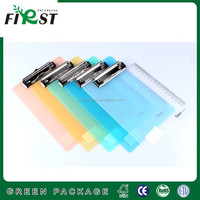 Buy wholesale A4 size PP clipboard with in China on Alibaba.com