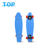 OEM/ODM Mini Longboard Skateboard 22-inch Children Outdoor plastic skate deck mini skateboard
