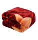 Heavy Thick Plush Velvet Korean Style Mink Embossed Blanket