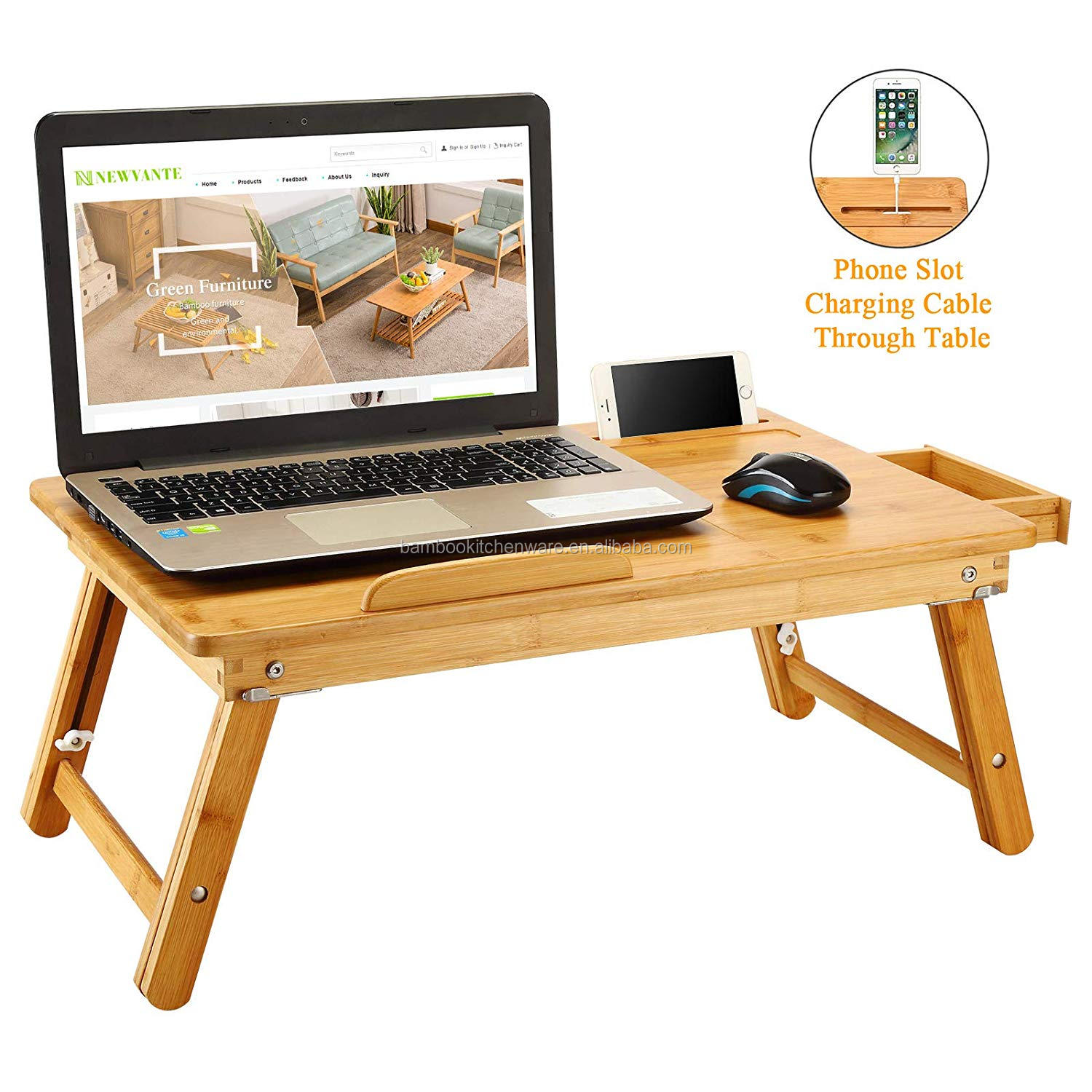 Colorful Kitchen Canisters Wholesale Bed Usage Bamboo Laptop Desk View Bamboo Laptop
