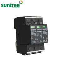 SUNTREE 2P 3P 20 40ka dc spd surge suppressor