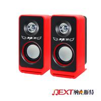 China shenzhen factory supply portable radio mini speaker manufacturer with radio USB input