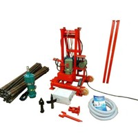 Water Well Drilling Rig / electric drill machine / soil drill machine