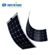 High Efficiency Polycrystalline Silicon 12V Roll Solar Panel Thin Flexible