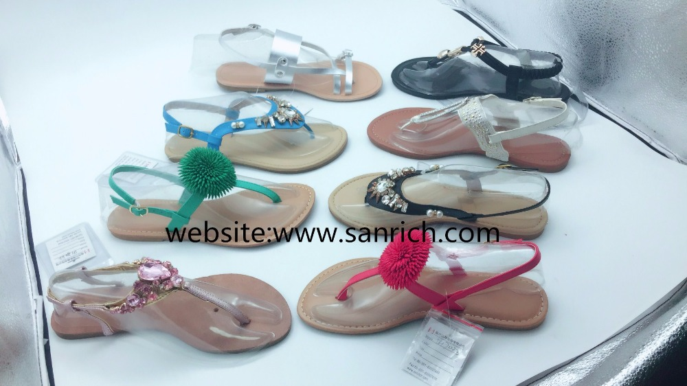 5220a3906 Latest Ladies Flat Sandals Western Women Flip Flops - Buy Latest Ladies  Flat Sandals Western Women Flip Flops