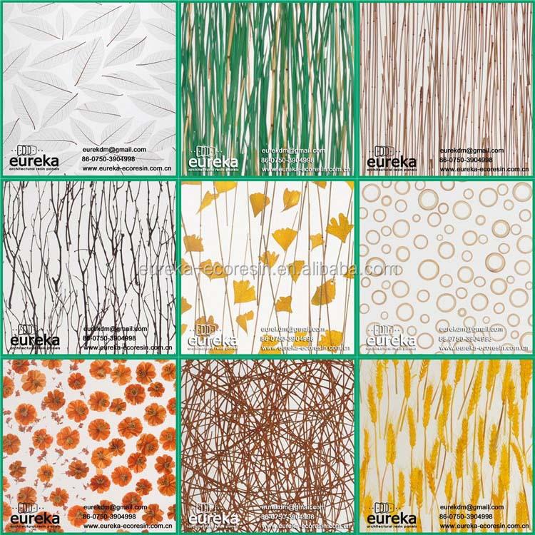 Decorative Resin Wall Panels