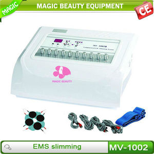 faradic slimming electric muscle stimulator ems tm-502
