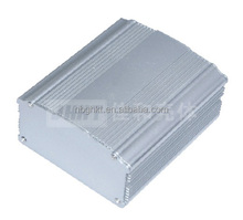 aluminium case aluminum housing electronics 32x155x155mm