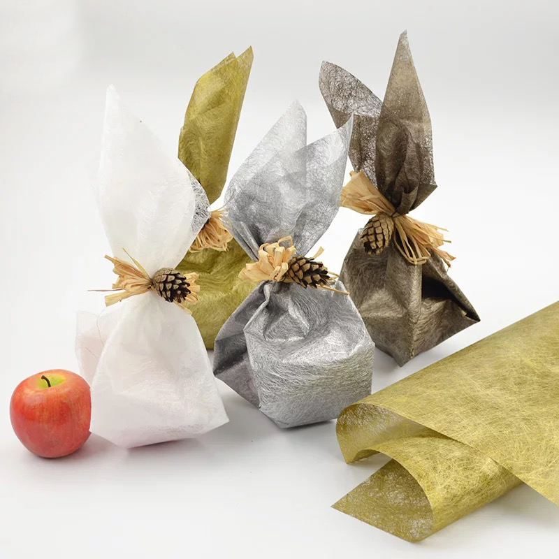 Hot selling trendy style flower wrapping bright colored cellophane paper