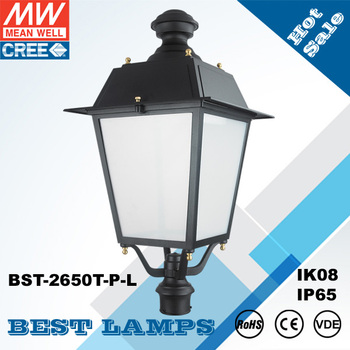 Most Por Top Post Street Led Outside Lights With Factory Whole Price
