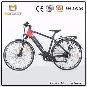 Problem-free Riding E Bicycle Electric-assist Bikes Commuter Vehicle