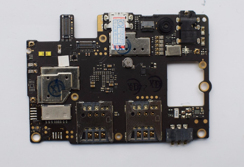 Unlocked used work well telsted good for lenovo k3 note k50-t5 motherboard  mainboard board card fee free shipping