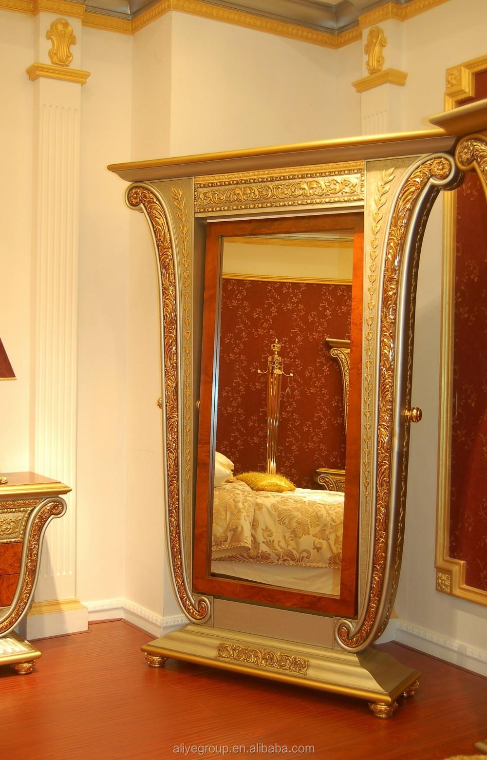 Art10000 italienischen stil schlafzimmermöbel, antike holz bett ...