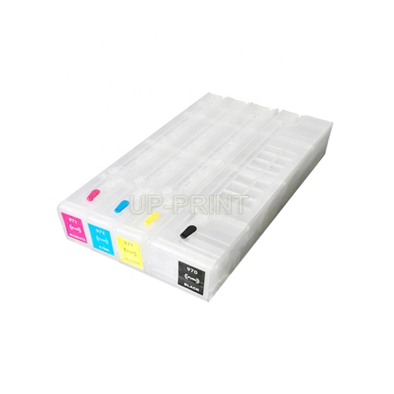 תואם עבור HP972 973 974 975 עבור HP PageWide 352dw 377dw 452dn 452dw 477dn 477dw 552dw 577dw REFILLABLE מחסניות