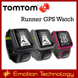 tomtom runner gps watch manual