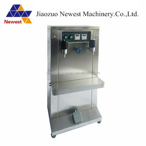 Vertical Stainless steel alcoholic beverage filling machine/perfume filling machine filler/coffee filling package machine
