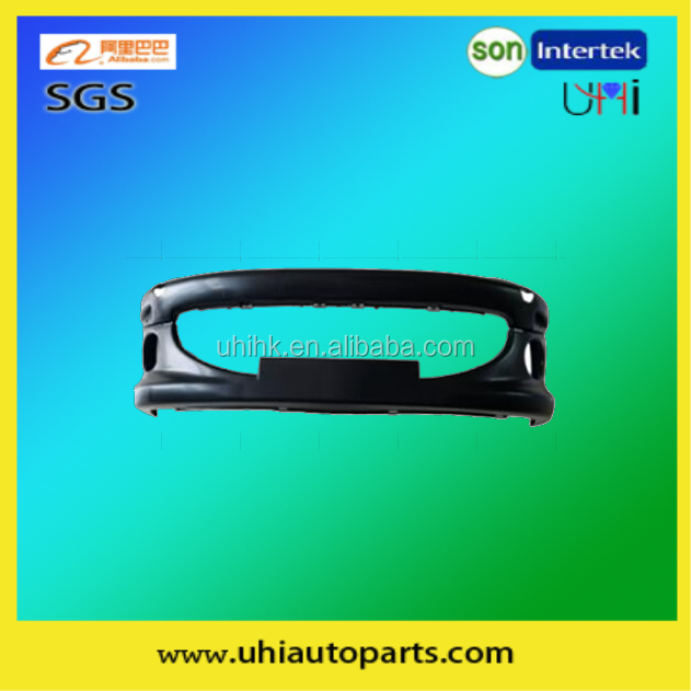 Car body parts/accessories--front bumper for Peugeot 206 2005-2012 PP Material