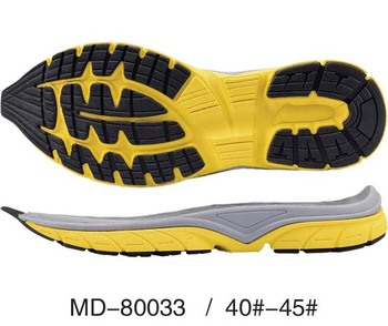 2014 sports shoe sole design material