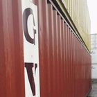 40GP used container 40ft second hand shipping container