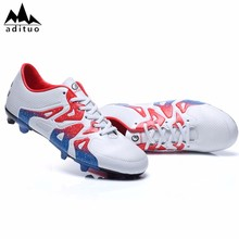 Trade Assurance Wholesale Custom Made Soccer Shoes Factory