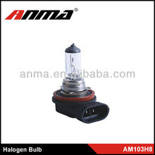 High quality quartz material factory price motorcycle p43t halogen h4 auto bulb
