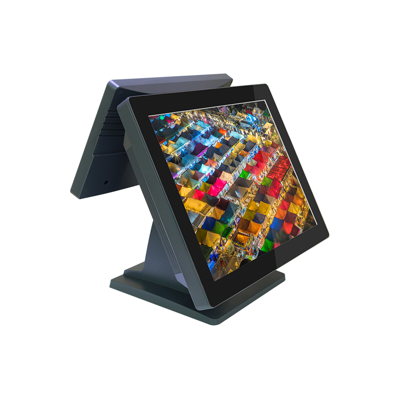 15 inch and 11.6 inch screen POS system supermarket all in one pos