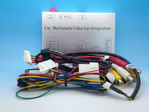 Car Multimedia Video GPS Interface for 2009-2012 FORD Fusion