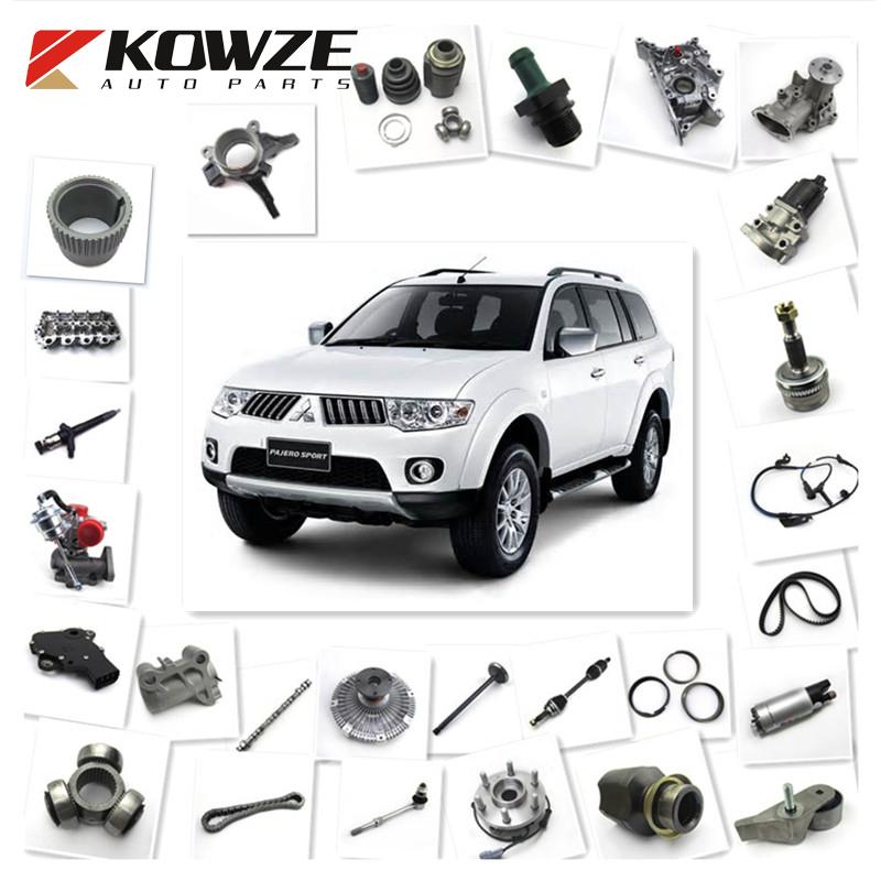 car parts for mitsubishi pajero montero sport k86w k89w k94w k96w
