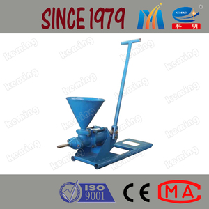 Supply hand operate cement grouting pump