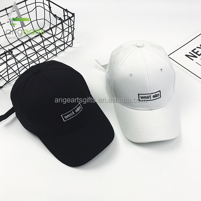 Custom high quality baseball caps hats men,100% Cotton Adjustable Dad Hat Baseball Cap , unstructured man golf hats