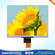 8 inch 40 pin Advertising Active Matrix Tft Color Flexible ips Lcd