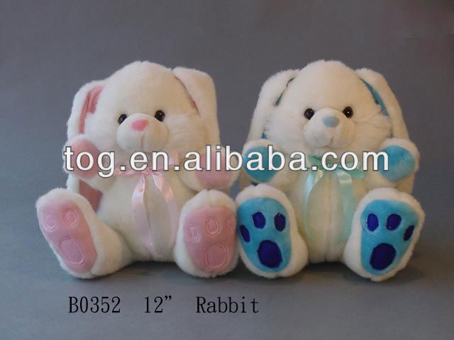 Plush Animal Bunny for Easter