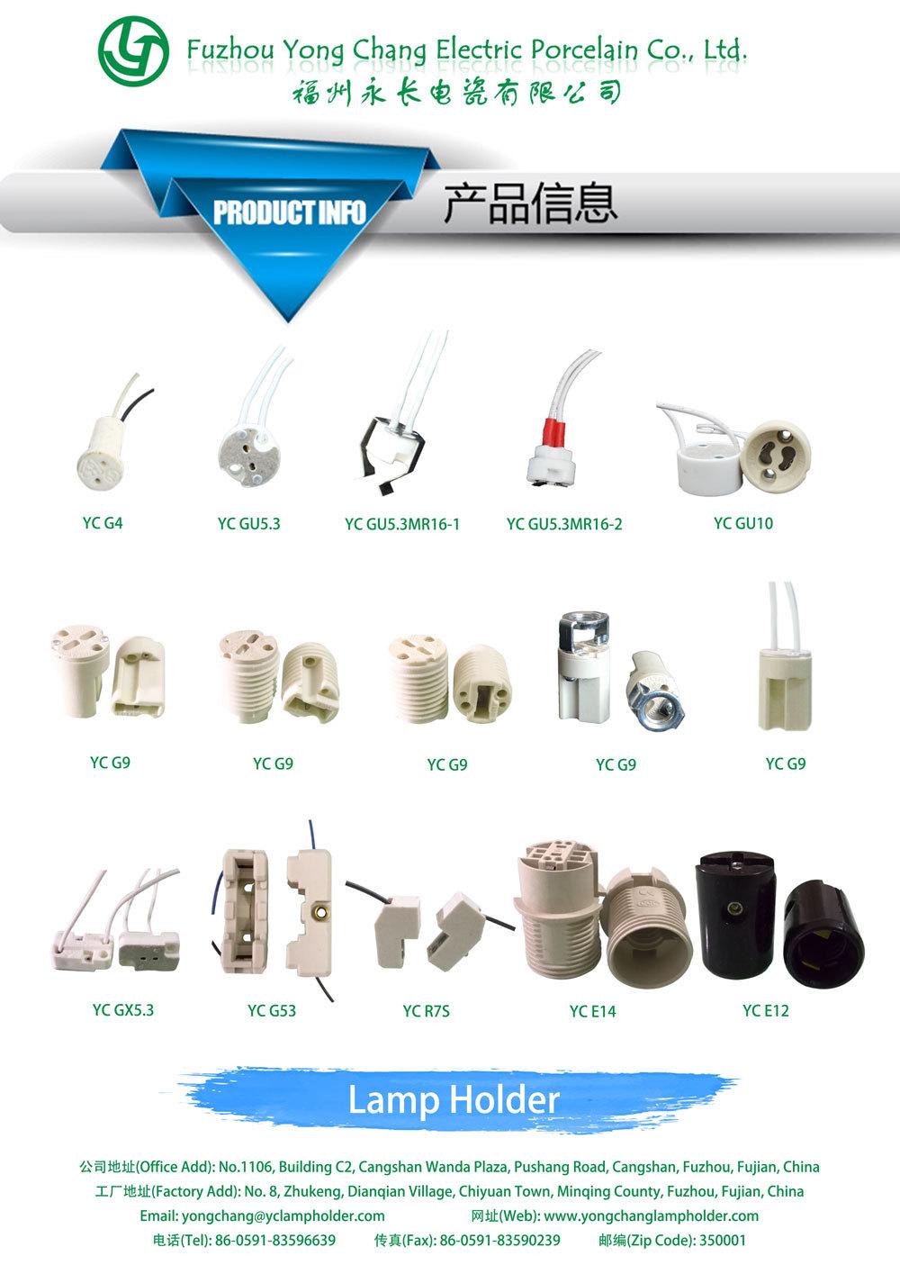 5.jpg  sc 1 st  Alibaba & Screw Porcelain Ceramic Led Night Light Base E40 Lamp Holder ...