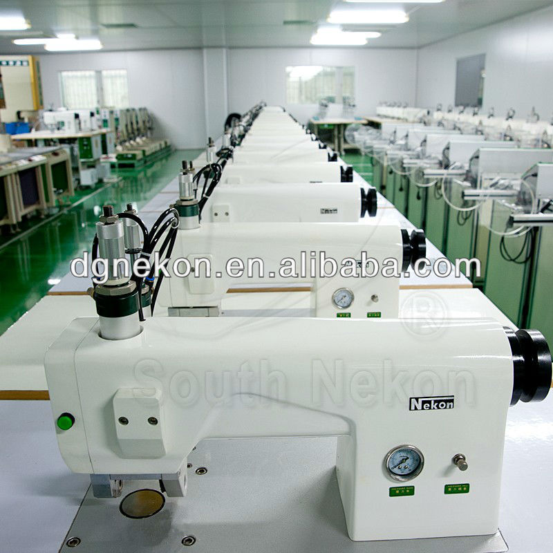 ultrasonic lace sewing machine