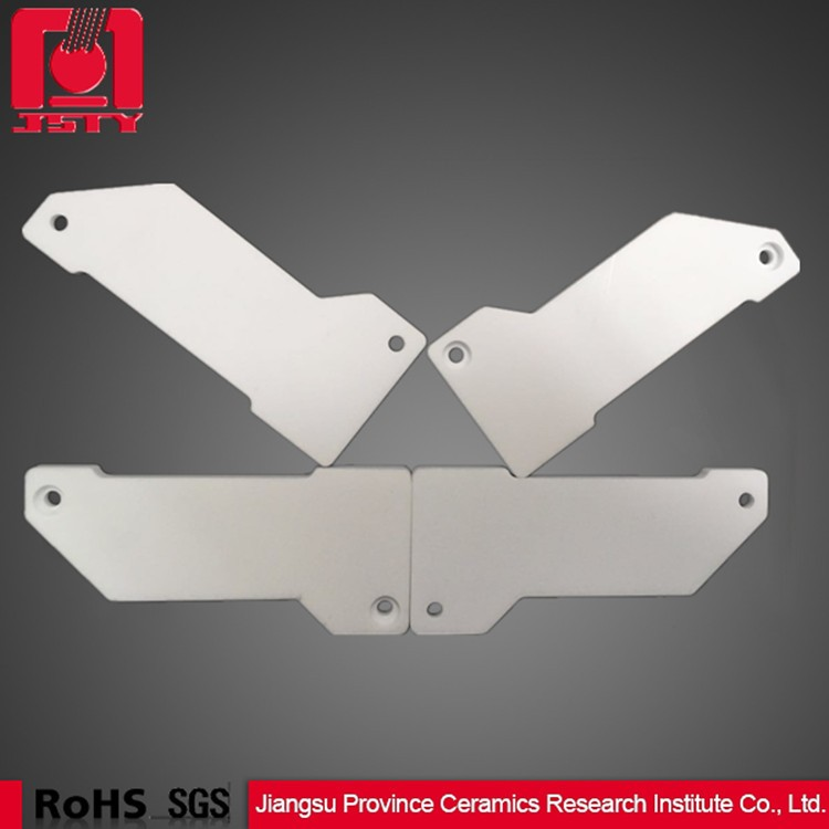 95% alumina sheet pcb circuit board Al2O3 ceramic substrate