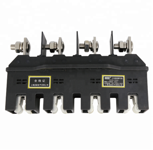 low voltage switchgear XCZ6-B-4-250A main circuit movable plug-in (4 poles)
