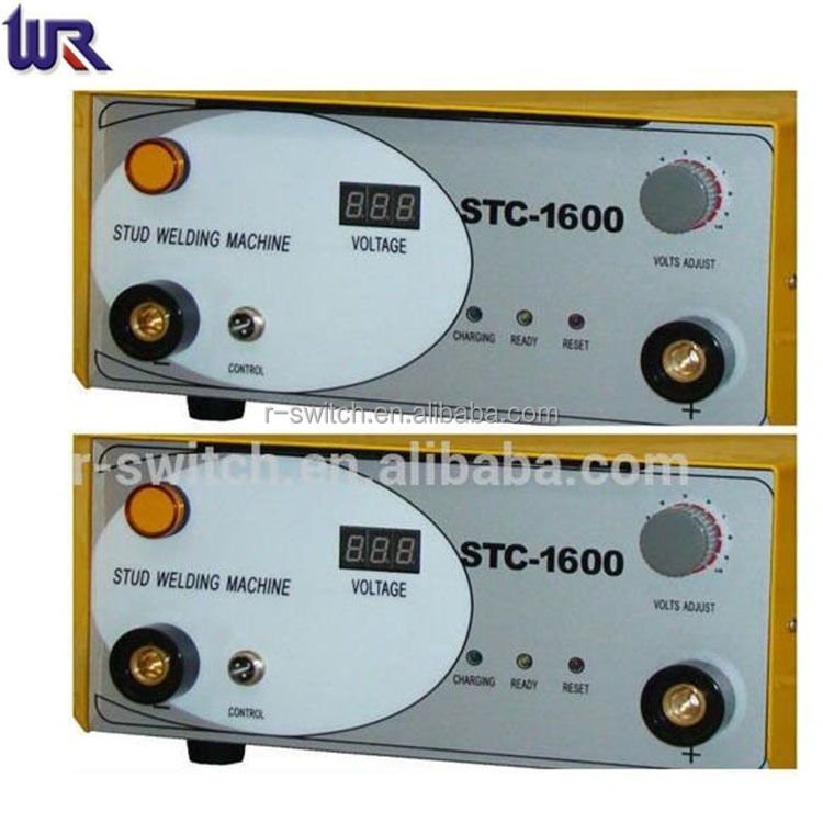 STC-2500/STC-3150 low price stud welder for M3-M12 stud